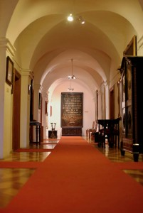 Vlastivedné múzeum v Hlohovci - Obrazy a nábytok