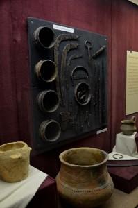 Vlastivedné múzeum v Hlohovci - Archeológia