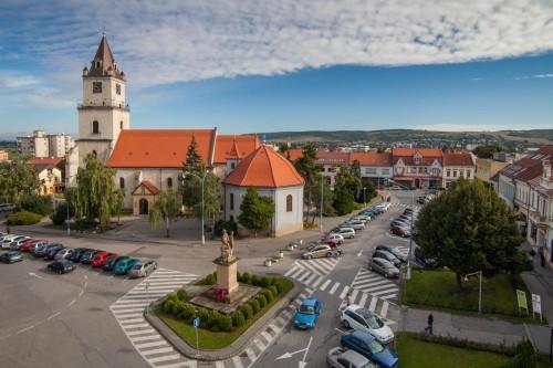Vyhliadková veža Hlohovec